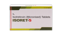 Isotretinoin (Micronised) (Isoret - 5/10/20 mg Tablet)