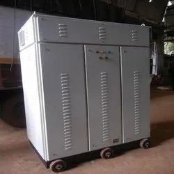 Radiotone Three Phase Enclosed Variable Autotransformer