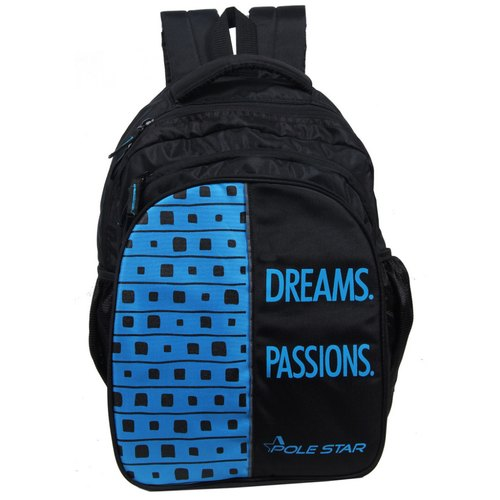 Printed Unisex Big-4 Backpacks, For College