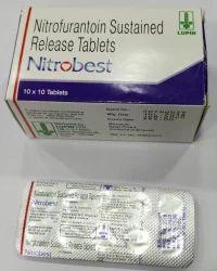 SR Nitrobest Nitrofurantoin Tablet
