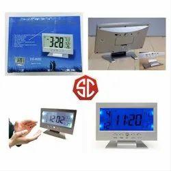 Sensor Digital Clock