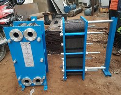 SS Plate Heat Exchangers