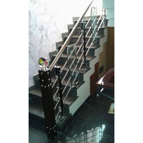Bar Modular Staircase Railing