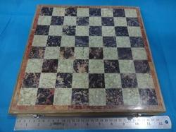 Marble Indian Chess Set