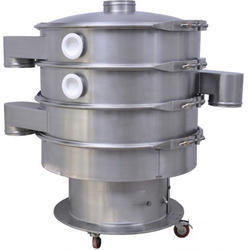 Spice Screening Gyratory Sifter