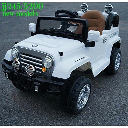 Coming Kids Jip.White Kids Jeep Car Rs 8500 Piece Rides Babies Id 16867423791