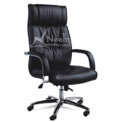 NF-101 Black High Back Executive Chair