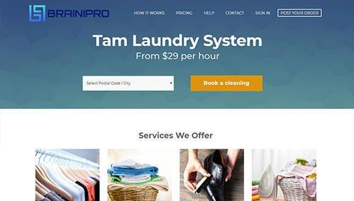 Laundry Management Software