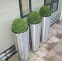 Outdoor Stainless Steel Planter
