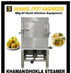 Khaman/Dhokla Steamer
