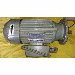 Three Phase Induction Motor, 440 V, IP Rating: IP55