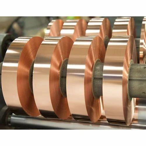 Copper Sheet Roll
