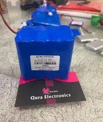 11.1V 10Ah Lithium Ion Battery