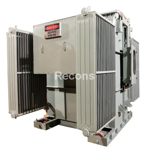 Recons Upto 5 MVA Three Phase Step Down Isolation Transformer