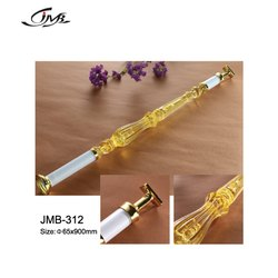 Yellow Crystal Designer Railing Baluster