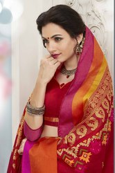 Traditional Poly Silk Saree