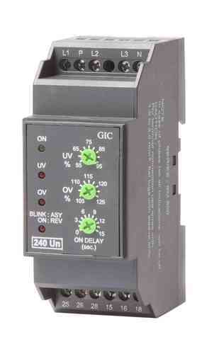 gic voltage monitoring relays at rs 1400 piece monitor relaygic voltage monitoring relays