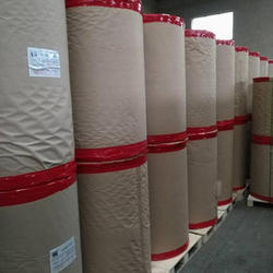 White Plain 80 GSM Thermal Paper Jumbo Roll