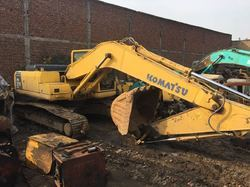 Used Spare Parts Of Excavator Komatsu PC-210 - 8