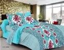 DN11886 Cotton Printed Double Bedsheet