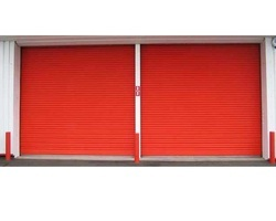 Red Rolling Shutter