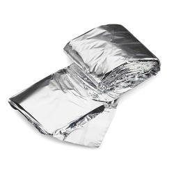 Emergency Blanket & Rescue Blanket (Silver) & Burn Sheet