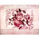 Flower Printed Double Bed Blanket