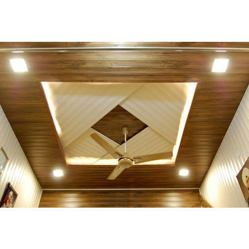 Stylish PVC Ceiling, Polyvinyl Chloride Ceiling Panel ...