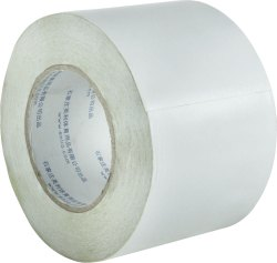 Cosco White Badminton Synthetic Court Tape, Packaging Type: Box