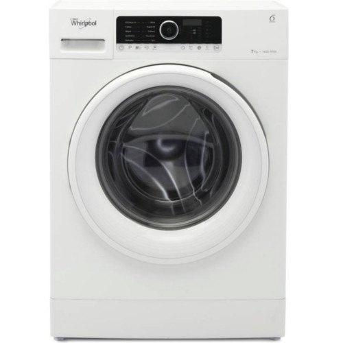 83b753a53eaf3 Whirlpool 7 Kg Fully-Automatic Front Loading Washing Machine (Fresh Care  7212 White)