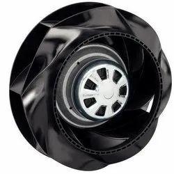 Backward Curved Fans