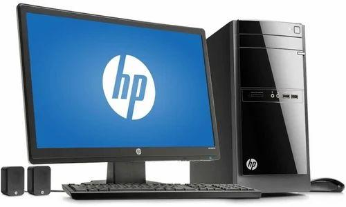 Hp Desktop Computer Intel I3 4gb 1tb Screen Size 19