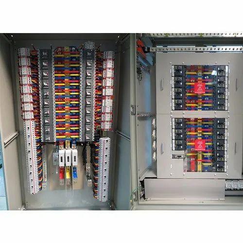 Three Phase Tridev Power Control Electric Power Distribution Board, Automation Grade: Semi-Automatic, 415v Ac