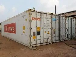 Used Reefer containers Mumbai '40FT