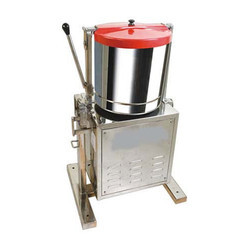 Commercial Tilting Square Grinder