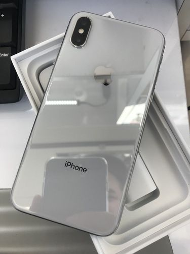 Black Apple IPhone X 128GB, Apple Store | ID: 19131926773
