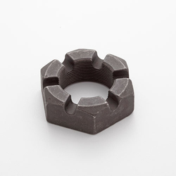 Slotted Hex Nuts