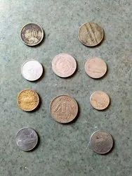 I Don't Know Gold And Silver Old Coins, 1 2 5 10 25