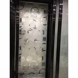 Transparent Ozone Designer Glass