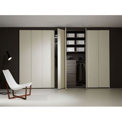 Kongo Wood Wooden Modular Wardrobe