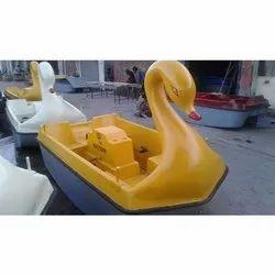 Swan Shaped Paddle Boat