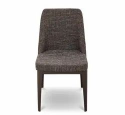 Wood Brown IAAH Rotin Dining Chair for Home