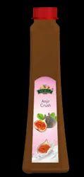 Plastic Fig Juice Moraz Fig/Anjeer Crush, Packaging Size: 750 Ml