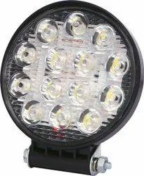 14 LED Round Heavy Fog Light