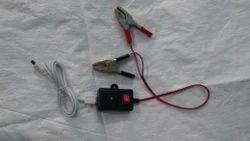 Black Sun Glow 12V DC 2 Amp Mobile Charger