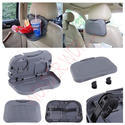 Foldable Car Travel Dining Tray