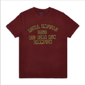 Royal Enfield Cotton -big Bearrrun Champion T-shirt - Rlatsh000013