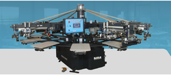 Automatic Garment Printing Machine