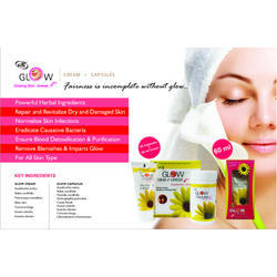 Beauty Cream and Capsules Pack