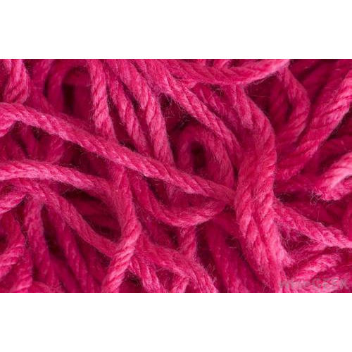 Pink Acrylic Fiber Yarn, Usage: Textile Industries